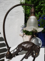 Art Deco bordlampe
