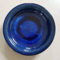 Art Deco Bourne Denby Danesby Ware electric blue fad