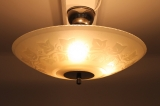 Art Deco loftlampe